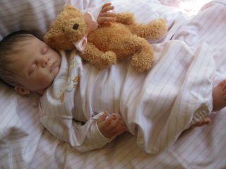 Hushabye Mountain Reborn Baby Girl Linus Gudrun Legler Sold Out Limited Edition