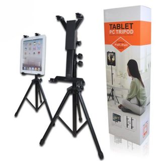Ipega PG IP097 Retractable Tripod Mount Stand for iPad Samsung All Tablet PC