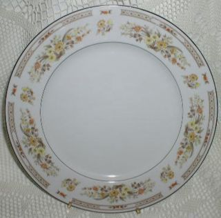 Four Crown China Japan Clairmont 509 Dinner Plate