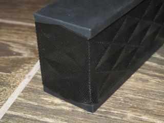 Jawbone Jambox Wireless Bluetooth Portable Audio Speaker Black Read
