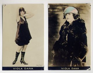 Silent Film Stars: Antiquarian & Collectible
