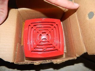 New Est Edwards 864 FA Signaling Horn Fire Alarm Safety Security