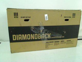 New Diamondback 2013 Insight 2 Performance Hybrid Bike with 700c Wheels 23 In
