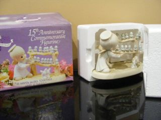 The Enesco Precious Moments Collection 15 Years of Sweet Memories with Box