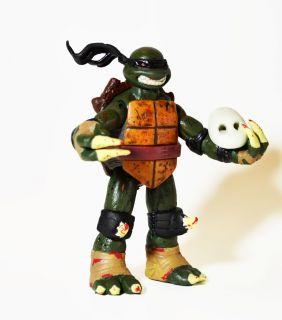 Teenage Mutant Ninja Turtles TMNT Slash Inspired Custom Skull Prop Nickelodeon