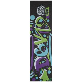 DGK x Mob Crazed Grip Tape Sheet Graphic Skateboard Griptape Sticker C768