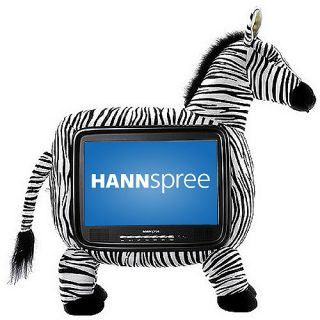 "Hannspree ST19ZMUB 19"" Hanns Zebra LCD TV Kids Television"