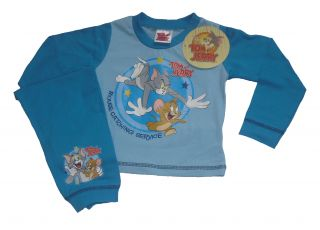 Boys Pyjamas Tom and Jerry 1 4 Years Long