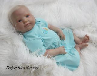 a5f75d965 Reborn Doll Newborn Baby Girl Donna RuBert