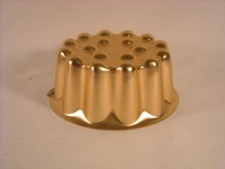 Vintage Copper Jello Mold Gently Used Nice Condition