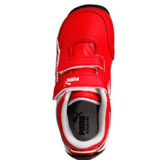 Puma Ferrari Shoes for Kids Drift Cat SF Red Boys Formula 1 Junior Trainer New