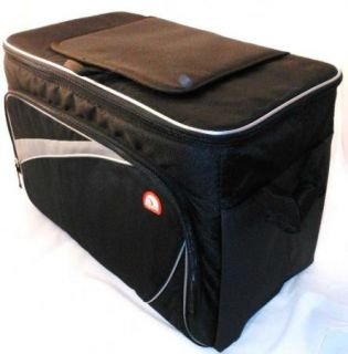 Igloo Soft Liner Cooler Ice Chest BBQ Party Tailgating Black 48 Can New