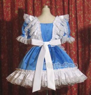 Adult Baby Sissy Dress Crossdresser S35 Tailor Made