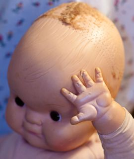 """Madame Alexander Doll Baby So Big """"MA MA"""" 1967 Alex"""