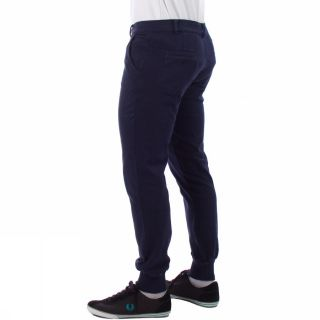 Williams Wilson Pant Chinos Jersone Blue Pants Mens Moda