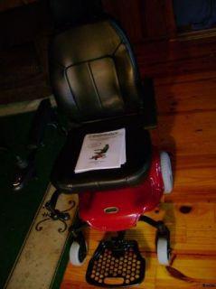 New Shoprider Streamer Sport 888WA Power Electric Wheelchair Scooter