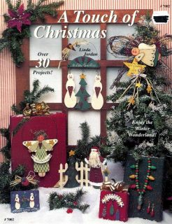 Tole Painting Pattern Book A Touch of Christmas