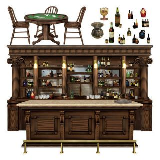 Wild West Western Theme Insta Theme Saloon Bar Props Party Decoration