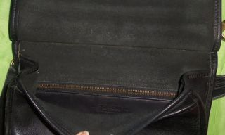 Coach Leather Willis Bag Cross Body Shoulder Handbag Purse
