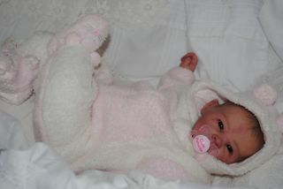 So Real Reborn Baby Girl Sold Out Sophia Madelina by Bonnie Brown L E