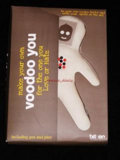 Voodoo Doll Kit Nonfiction