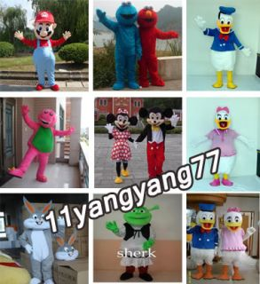For Christams Party Couple Donald Daisy Duck Cartoon Mascot Disney Costume