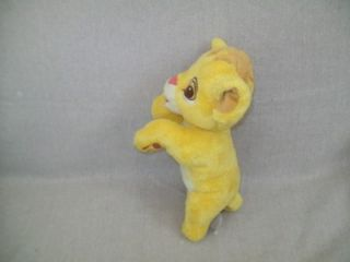 Disney World Disney Babies Plush Simba Only No Blanket Plush Soft Lion King