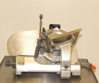 "Hobart Manual Slicer 12"" Blade Model 2812 Sharpener"