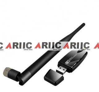 Lafalink 300M Mini Wireless WiFi USB Adapter WLAN Network Card with 6dBi Antenna
