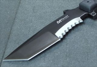 MTech Tactical Fighting Knife Tanto Blade