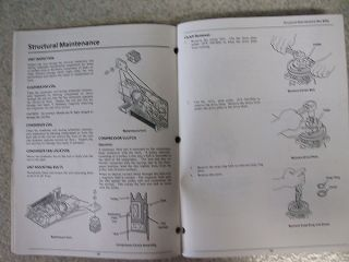 Thermo King V 250 Refrigeration Maintenance Manual V250