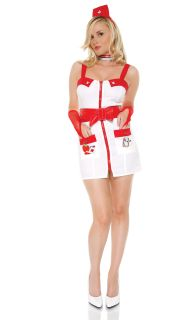 Sexy Nurse Costume Love Doctor by Forplay