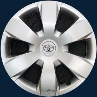"""'07 11 Toyota Camry 16"""" 6 Spoke 61137 Hubcap Wheel Cover Part 4260206010"""