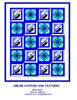 Dreamcatcher Quilt Pattern