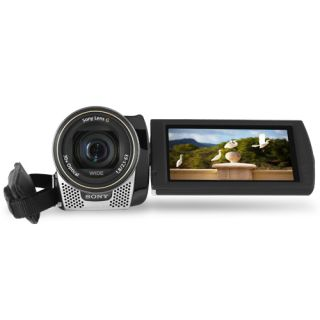 Sony Handycam HDR CX130 Full HD 1080p Flash Memory Camcorder Black