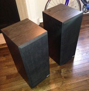 Bowers Wilkins DM220 Floor Standing Speakers
