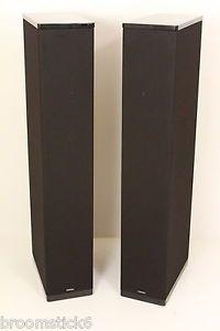 Definitive Technology BP2000 Floor Standing Speakers Black