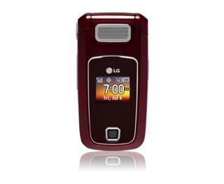 Renewed Sprint LG LX400 Camera Video Flip Phone TXT PTT