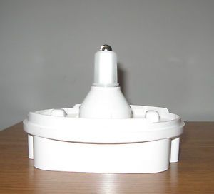 Oster Kitchen Center Food Processor Salad Chute Base Adapter Unit Part 957 48F