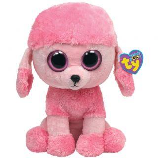 New Ty Beanie Boo's Scraps Plush Stuffed Animal Toy Medium 9'' Birthday Jan 11