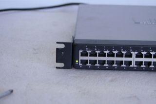 Linksys Cisco SRW248G4 V1 1 48 Port 10 100 4 Port Gigabit