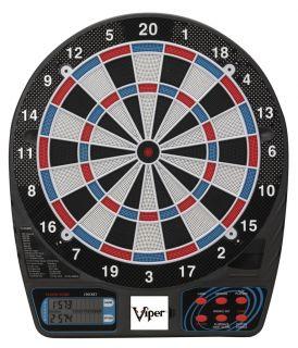 New GLD Viper 777 Electronic Dart Board LCD w 26 Games