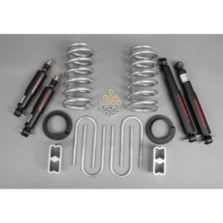 "Belltech lowering Kit 2"" Front 3"" Rear Chevy GMC S10 S15 Sonoma Standard Cab 2WD"