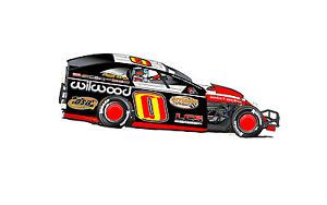 Race Car Graphics Race Car Wrap Race Car Designs UMP Modifed Latemodel Wrap