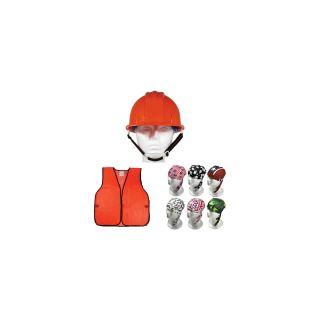 Custom Construction Hard Hats on PopScreen