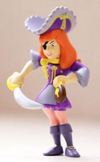 2 13'' SD Scooby Doo Daphne Blake Kids Toy Figure 8237
