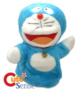 Doraemon Japan Plush Doll Hand Puppet Toy RARE USA