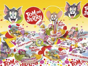 Tom and Jerry Cake Party All Items Under One Listing