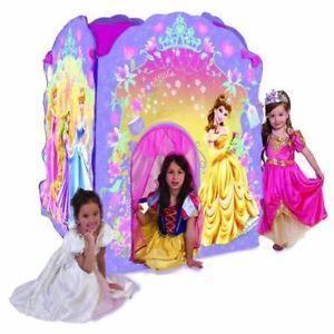 Disney Princess Deluxe Playhouse Girls Tent Toy Kids Play Children Game Fun Gift