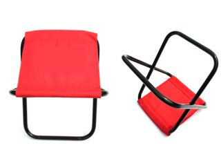 Amazing Pocket Chair Mini Fold Up Portable Seat Folding Camping Hiking